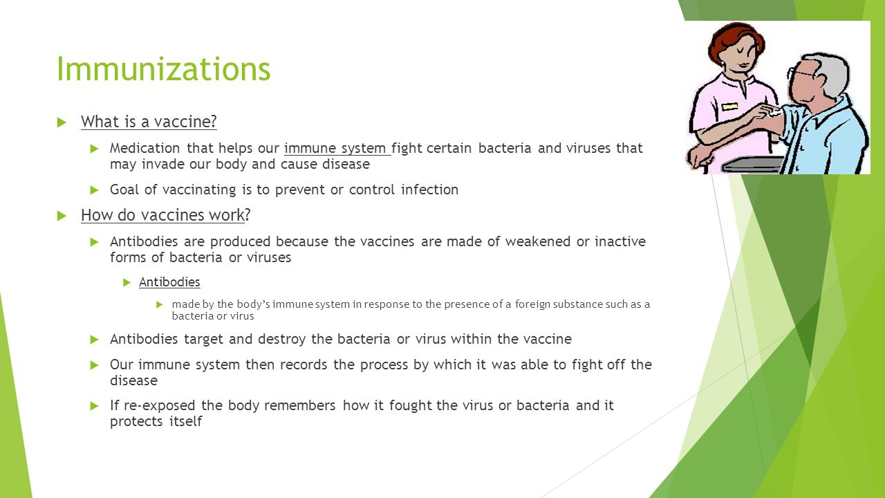 SEASONAL INFLUENZA (Flu) VACCINE  Who should receive the vaccine.