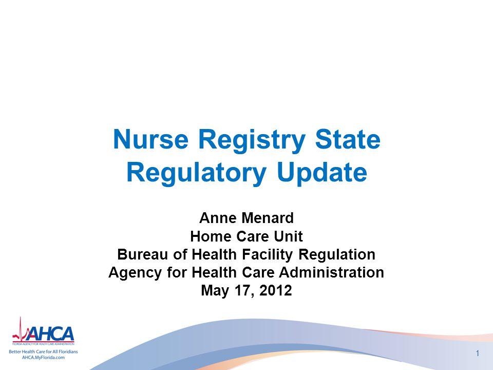 Nurse Registry Growth