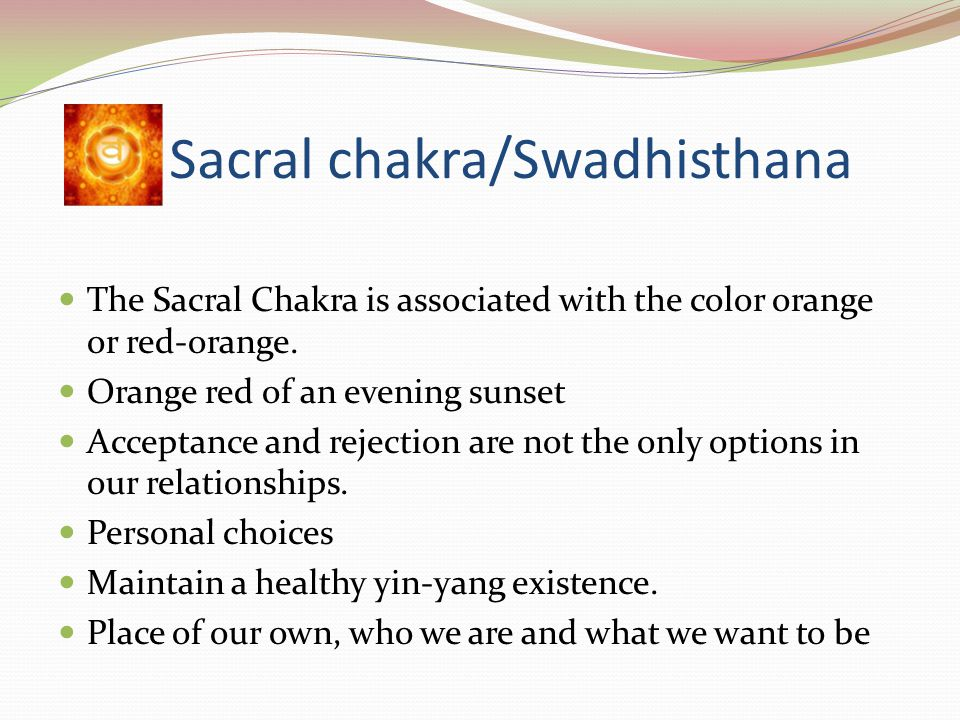 Crown Chakra/Sahasrara The Crown Chakra is associated with the color violet or white.