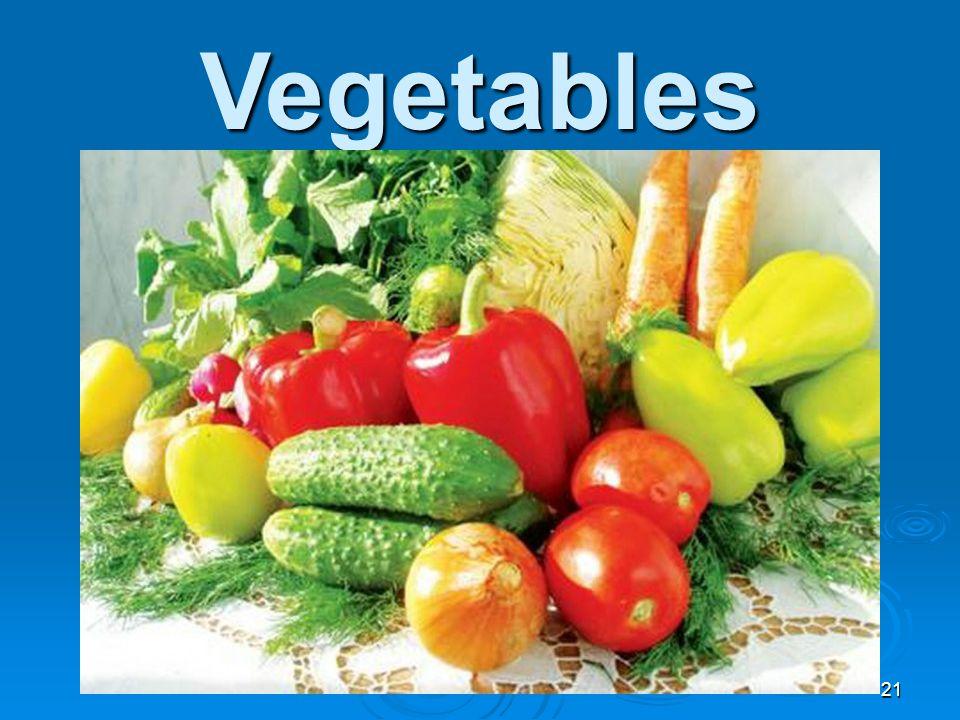 Vegetables 21