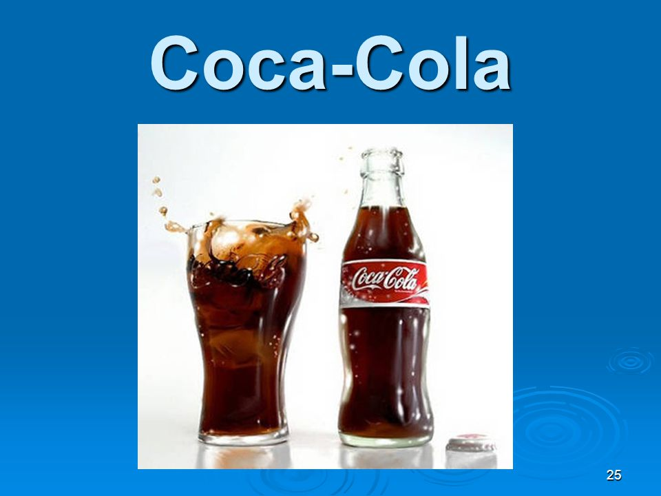 Coca-Cola 25