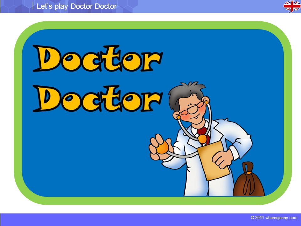 © 2011 wheresjenny.com Let's play Doctor Doctor What do you call painful sensations caused by muscle contraction.