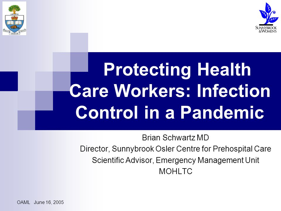 Objectives 1.Definitions 2. Infection control 3. Infection control in a pandemic 4.