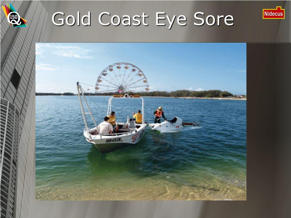 Gold Coast Eye Sore