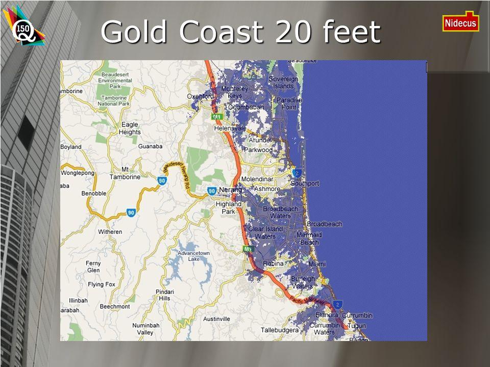 Gold Coast 20 feet
