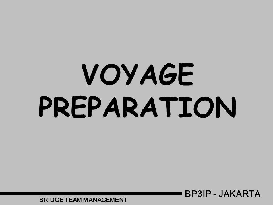 BP3IP - JAKARTA BRIDGE TEAM MANAGEMENT EDUCATIONAL AND TRAINING FOR SEAFARERS