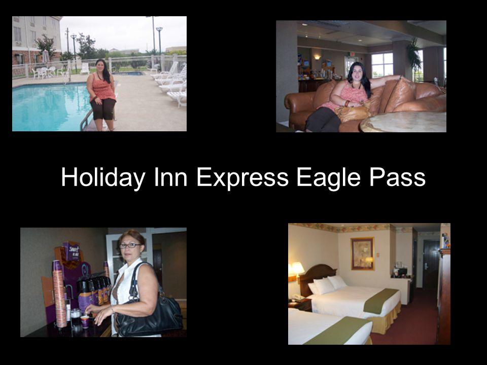 Holiday Inn Express Eagle Pass