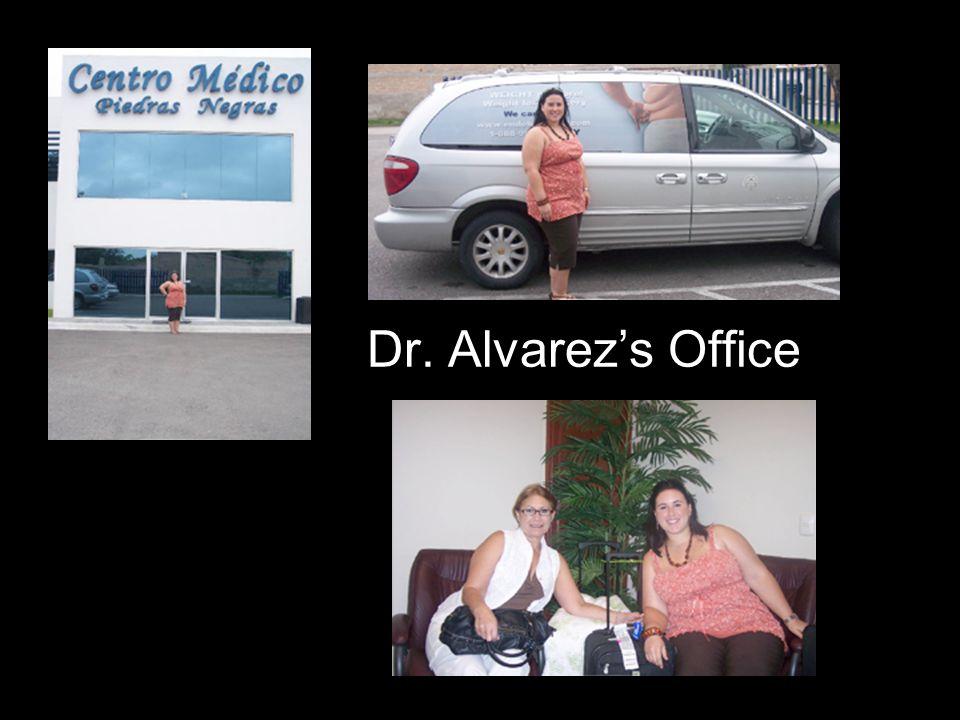 Dr. Alvarez's Office