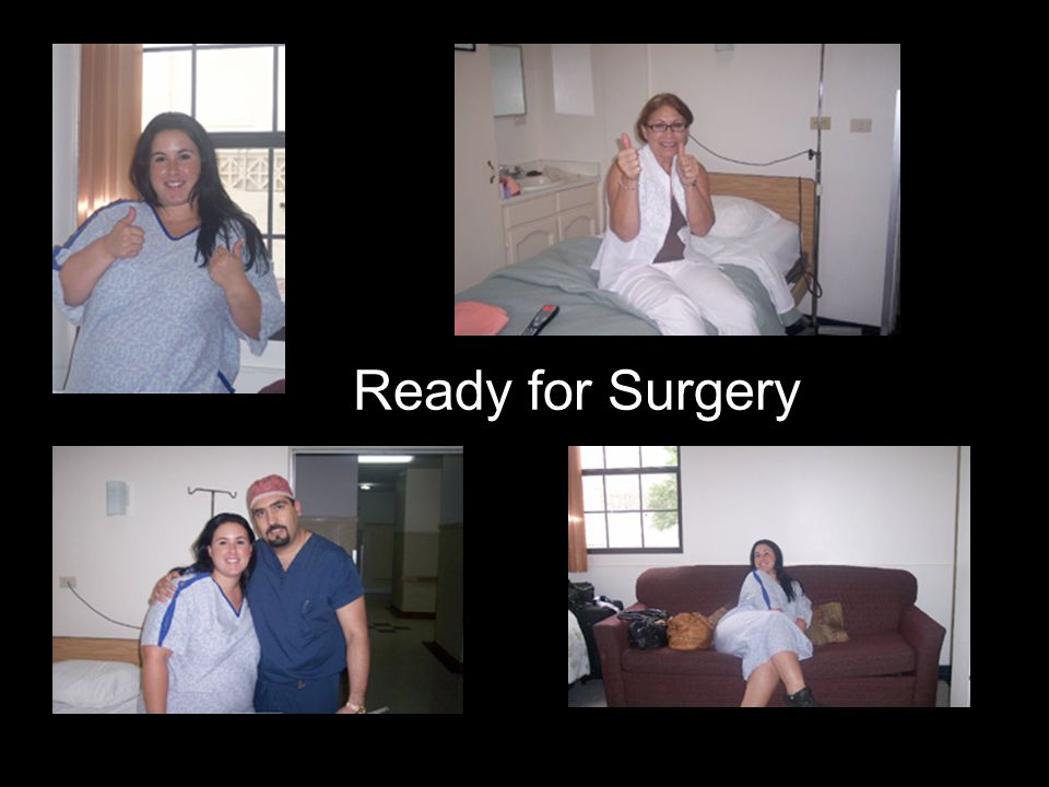 On my way to the OR The Team Dr. Alvarez Dr. Prieto (Anesthesiologist) Dr. Rodriguez