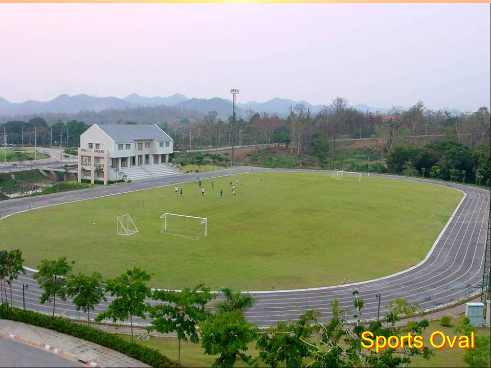 Sports Oval