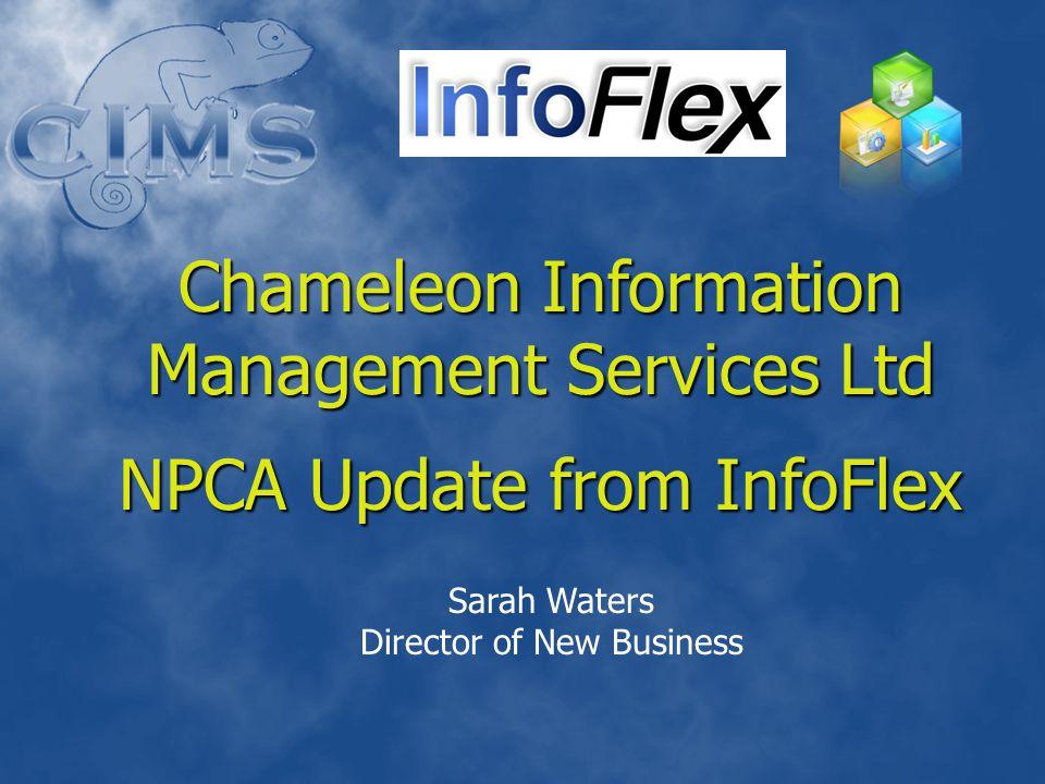 Automatic Update Process InfoFlex National Reporting, Automatic Alerting & Inter-Trust Messaging Patient Alerting COSD (XML) CWT NOGCA NBoCAP SACT LUCADA DAHNO BAUS NPCA Inter-Trust Messaging