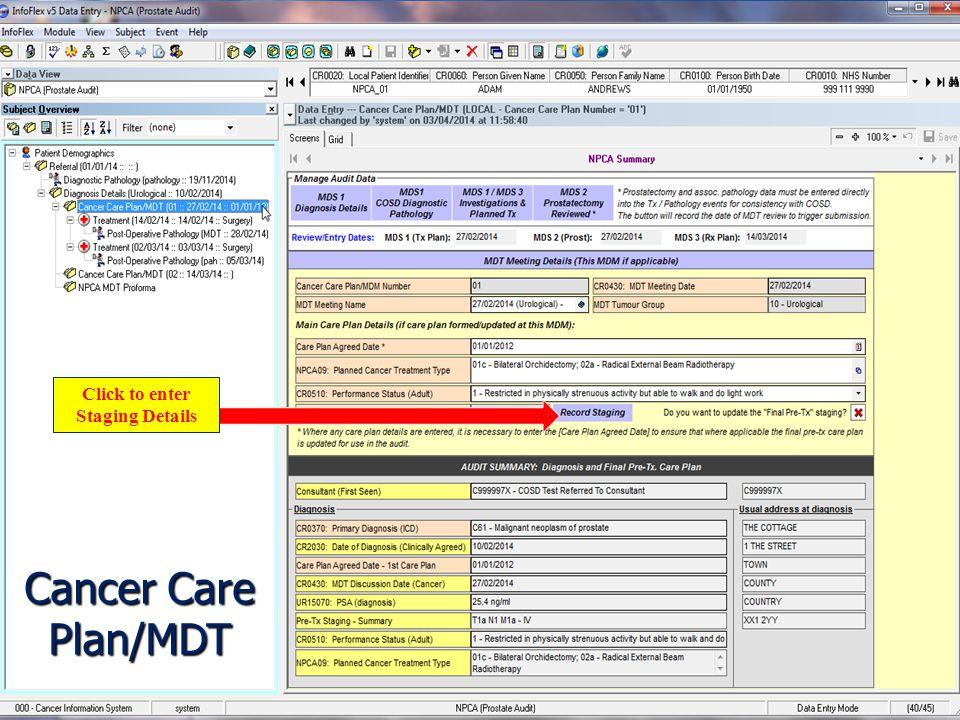 NPCA Validation & Reporting Process