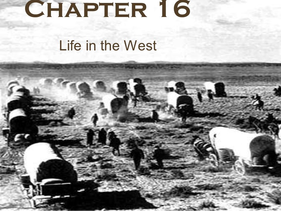 The Explorers Reasons they moved to the West They wanted to begin trade with Indian people.