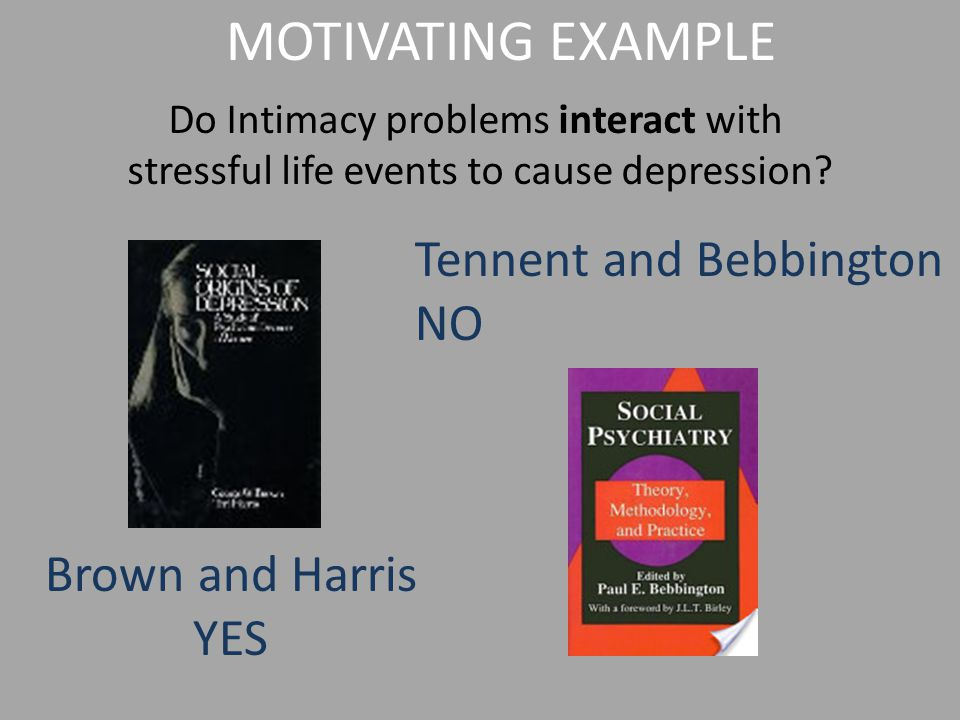 WHAT DO WE MEAN BY INTERACTION .