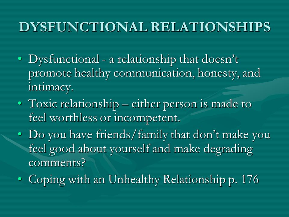 1.Emotional abuse can be far lasting than any other form of abuse whether in a relationship, friend or family member.