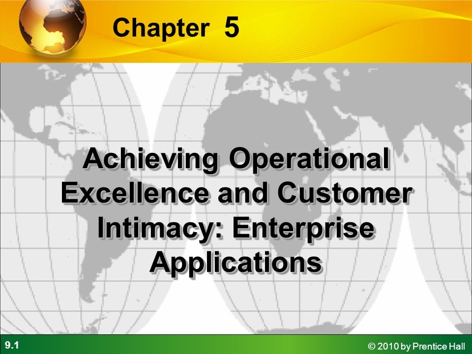 9.12 © 2010 by Prentice Hall Procter & Gamble Tries to Optimize Inventory Read the Interactive Session: Technology and then discuss the following questions: Why are larger supply chains more difficult to manage.