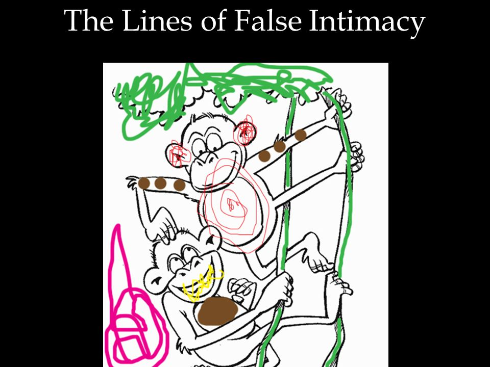 The Lines of False Intimacy