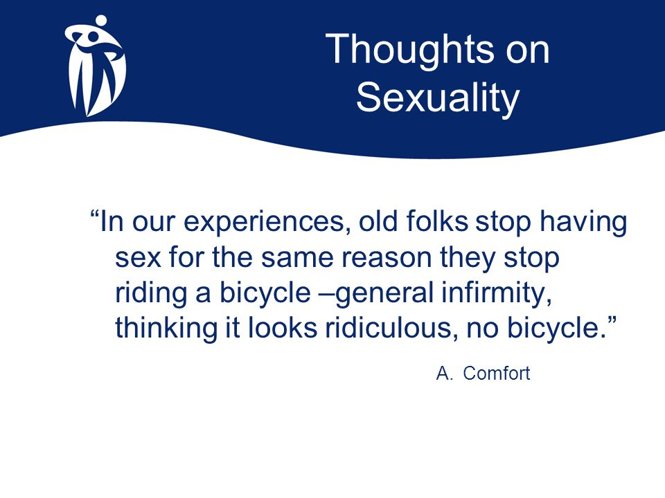Policy Development the impact on other residents, family, staff who is the recipient of the sexual expression.
