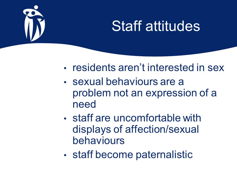 Ethical Considerations at what point do we, as staff, have the right to decide what is inappropriate touching.