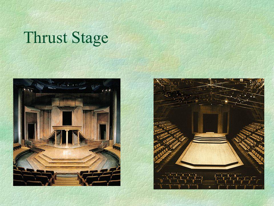 Thrust Stage