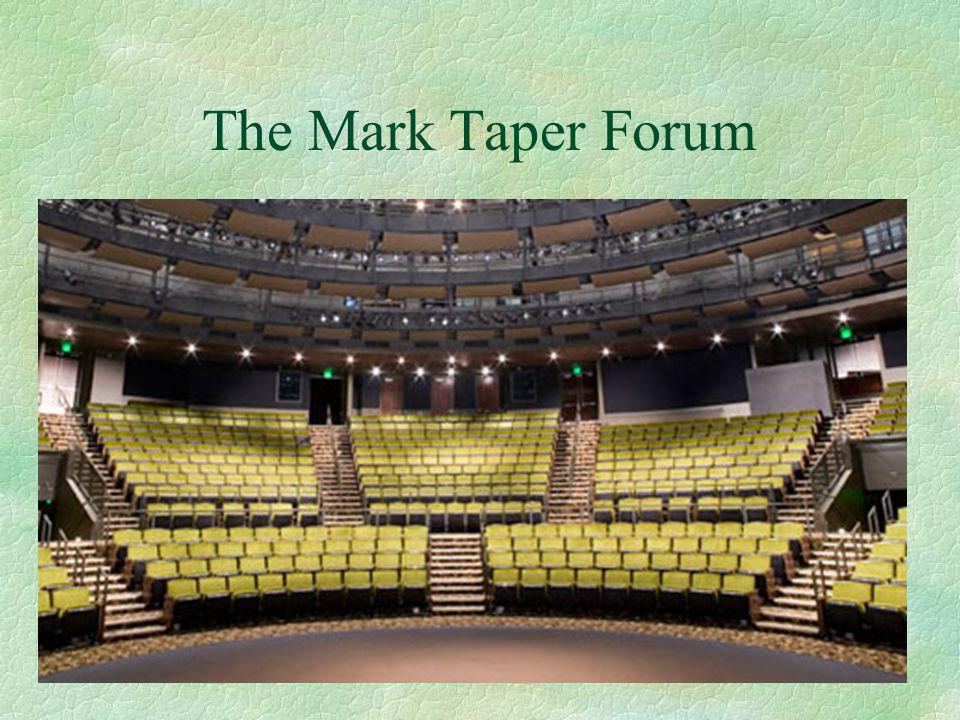 The Mark Taper Forum