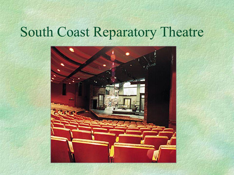 South Coast Reparatory Theatre