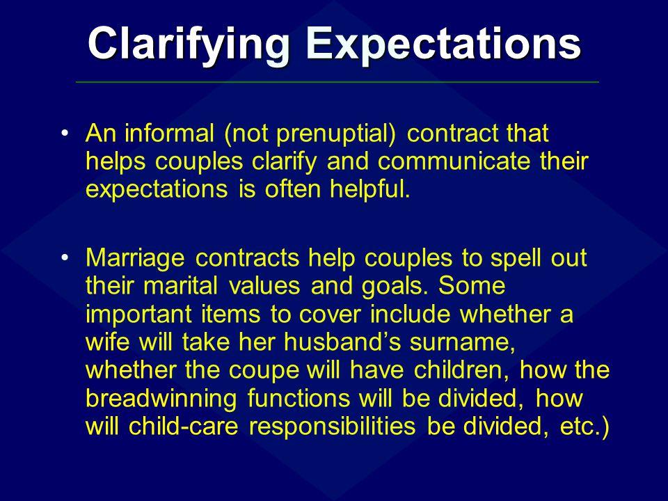 Marital Satisfaction What factors contribute to marital satisfaction.