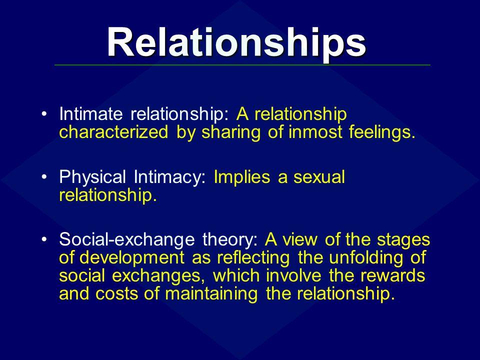 ABC(DE)s of Relationships