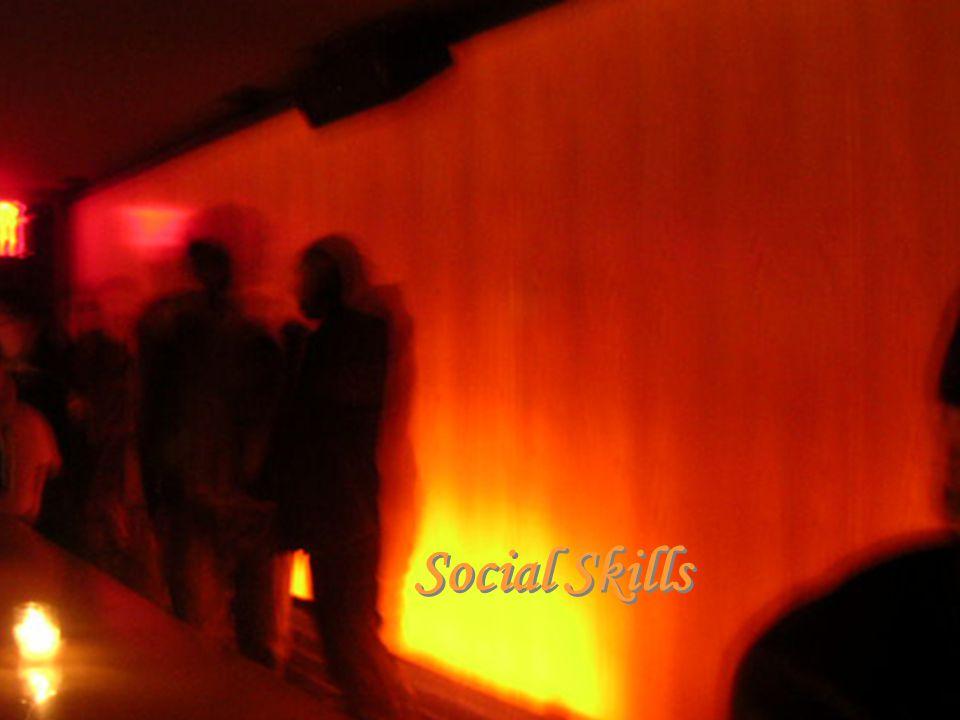 Social Skills Social Skills