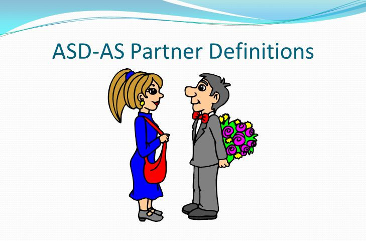 ASD-AS Partner Definitions