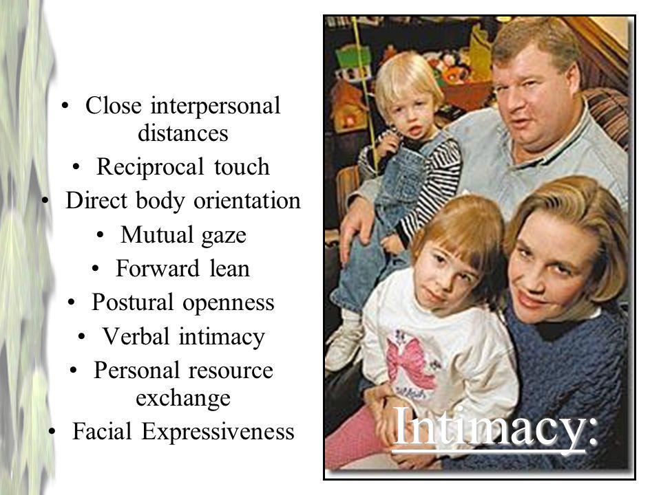 VERBAL AND NONVERBAL BEHAVIORS ACCOMPLISHING SELECTED INTERACTION FUNCTIONS