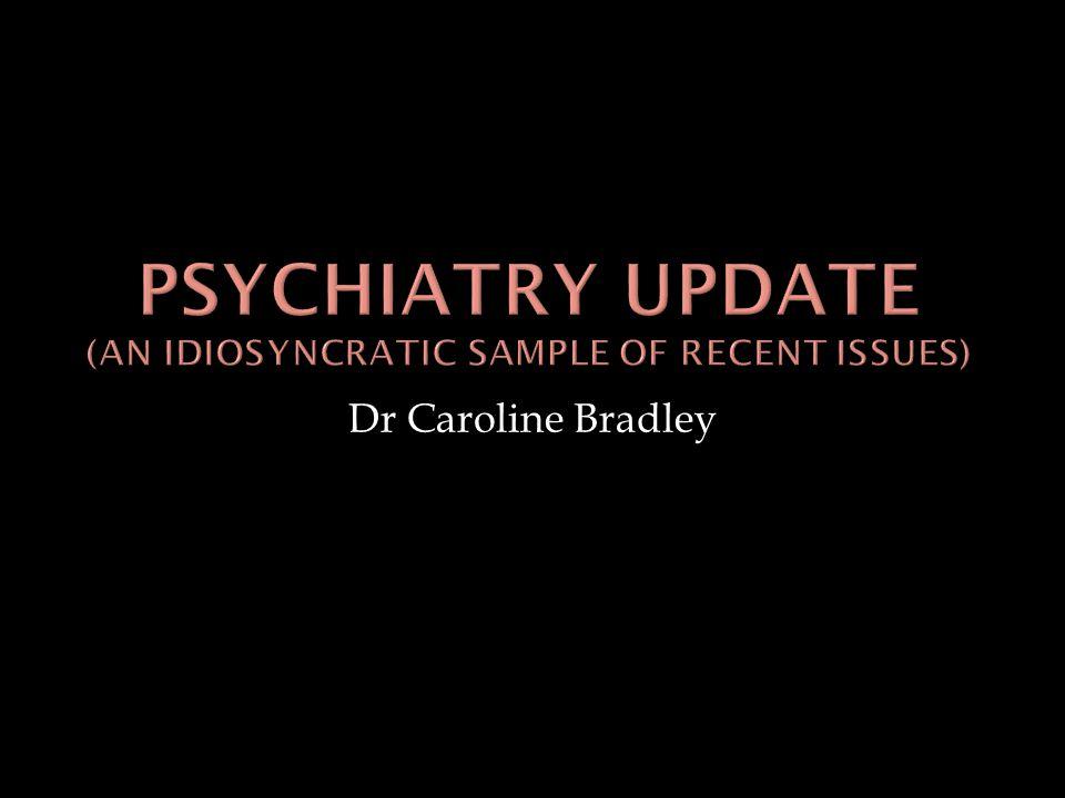 Dr Caroline Bradley