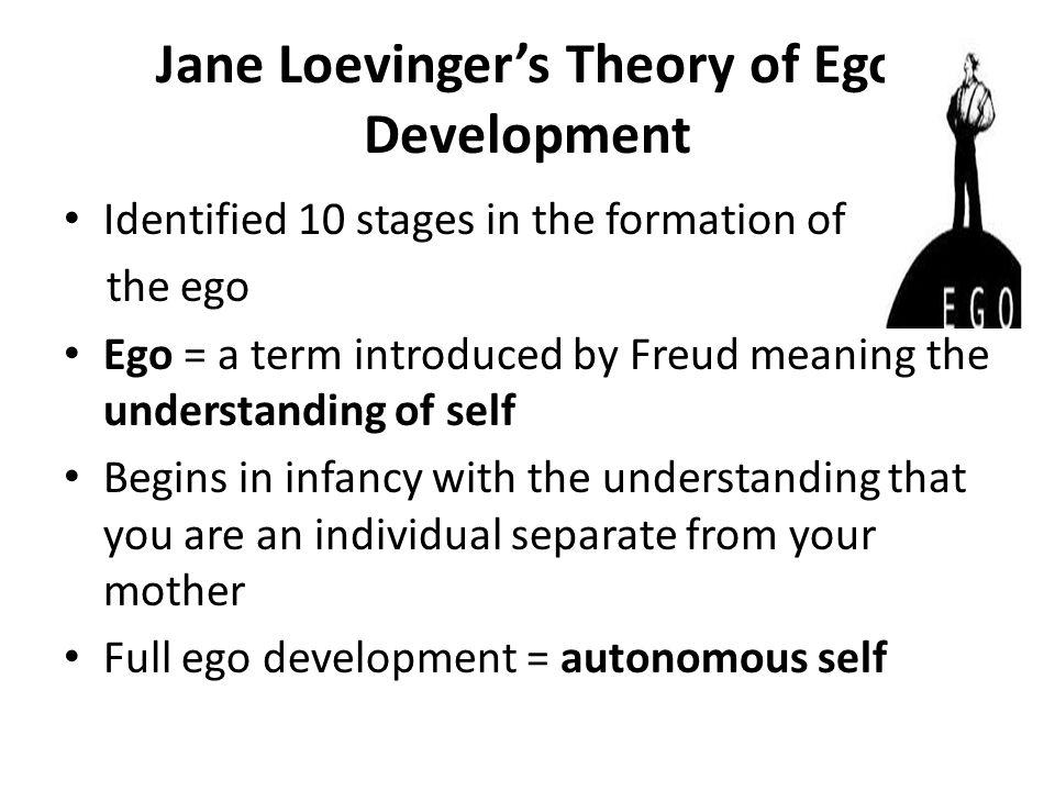 Erik Erikson's 8 Psychosocial Stages of Development Stage 8 Ages: Maturity (65 years – death) Basic Conflict: Ego Integrity vs. Despair Important Even