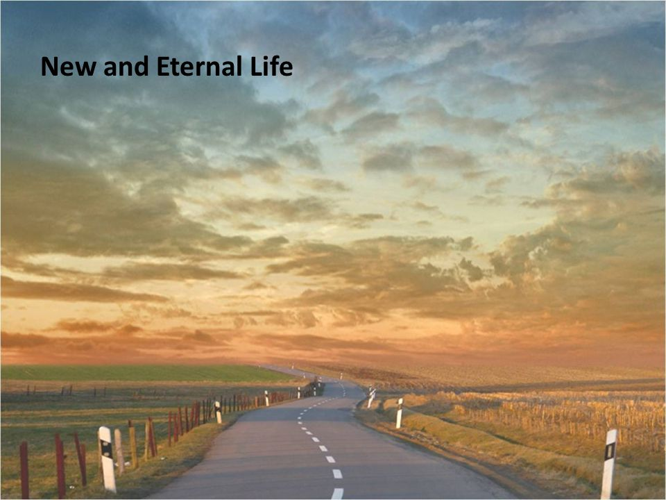 New and Eternal Life