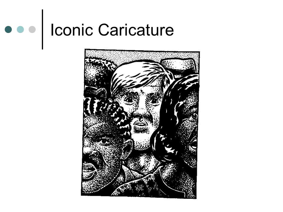 Iconic Caricature