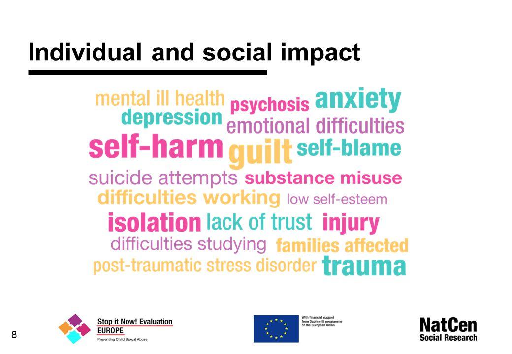 8 Individual and social impact