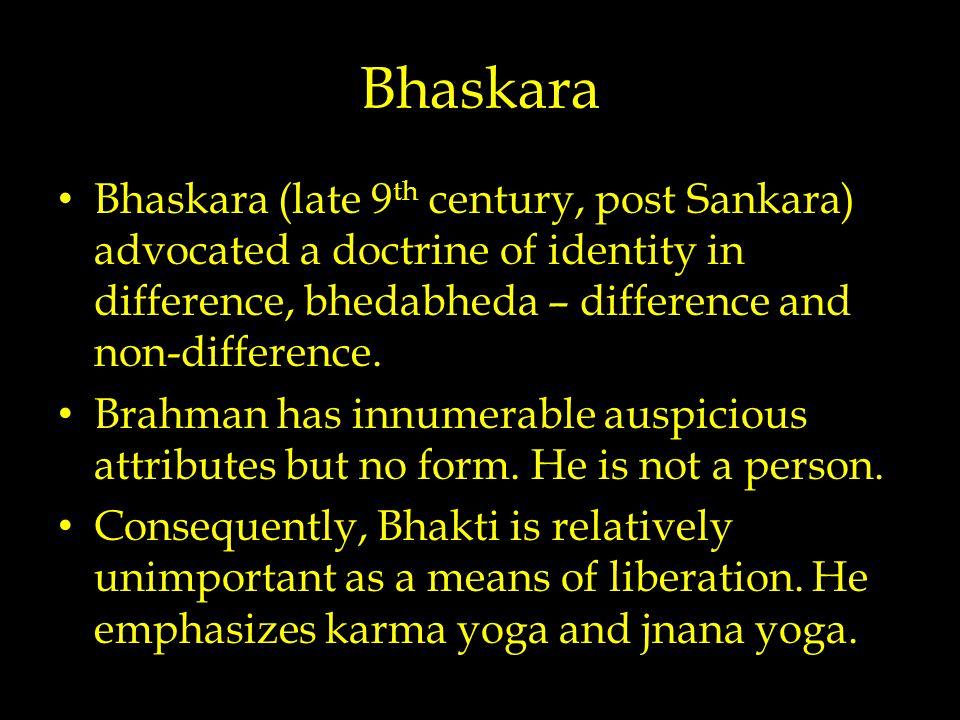 Acintya Bhedabheda Tattva the principle (tattva) of inconceivable (acintya) difference (bheda) and non-difference (abheda) between the self and God.