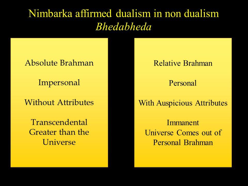2. The Justification of Brahman as Personal (Bhagavan)