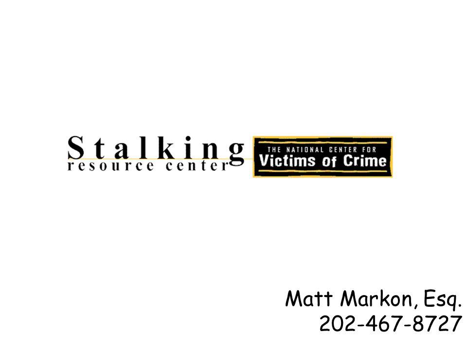 Matt Markon, Esq. 202-467-8727