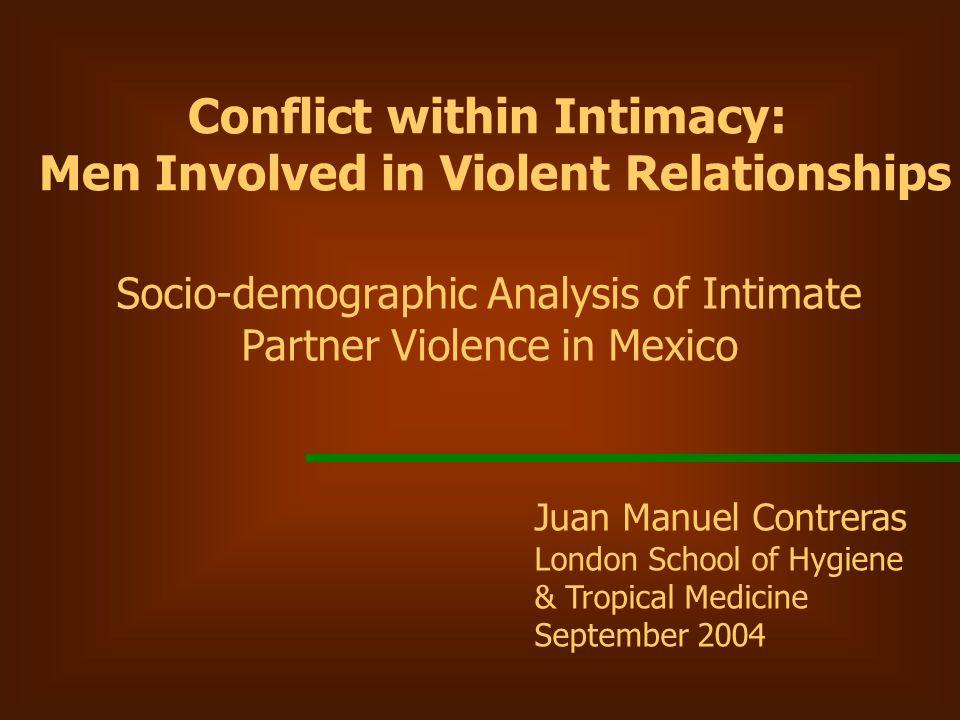 Intimate Partner Violence (IPV)...