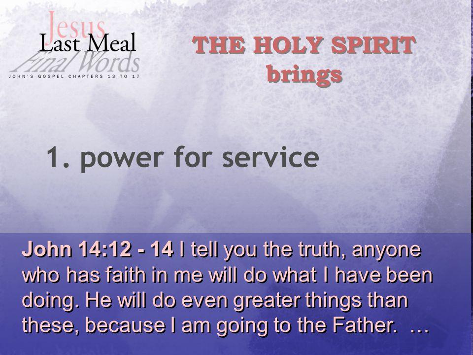 John 20:21 - 22 Again Jesus said, Peace be with you.