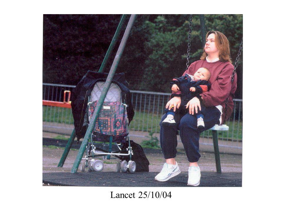 Lancet 25/10/04