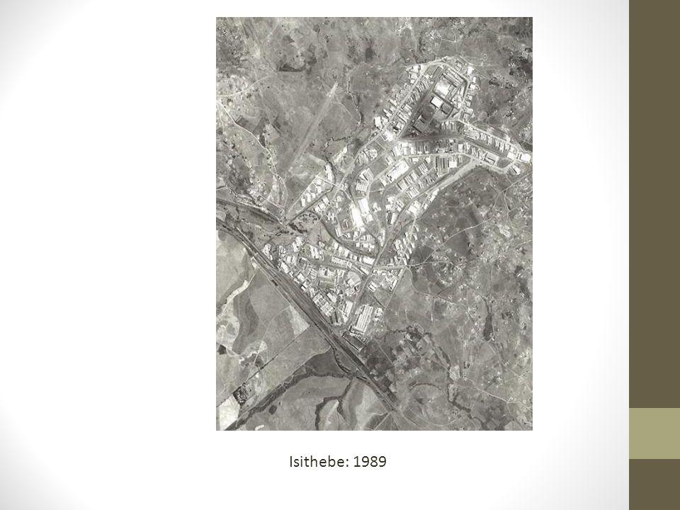 Isithebe: 1989