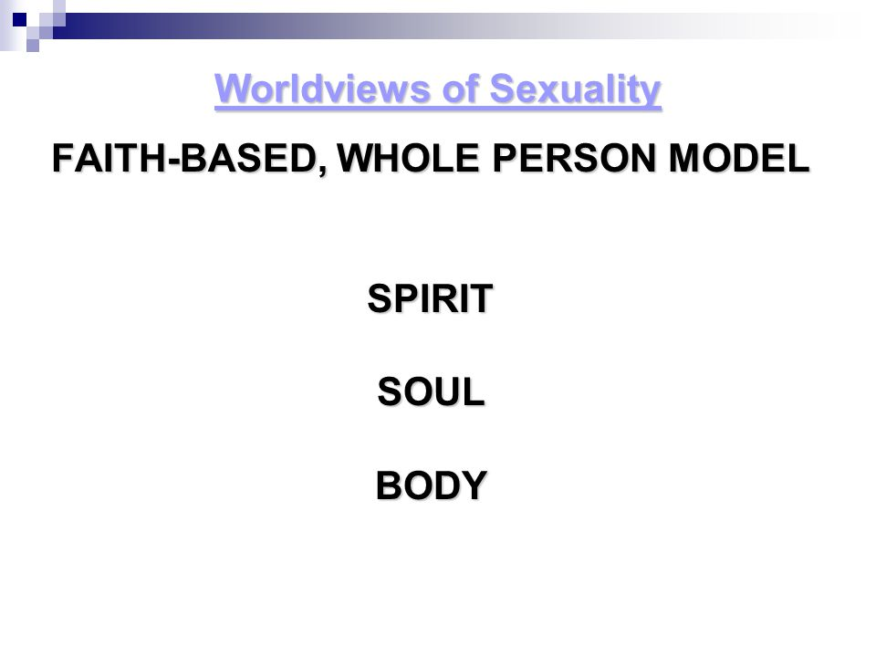 TYPICAL EXTREME SEXUAL BEHAVIORS / ATTITUDES IN SA's FAMILY OF ORIGIN- RIGID: Unreachable expectations about sexuality.