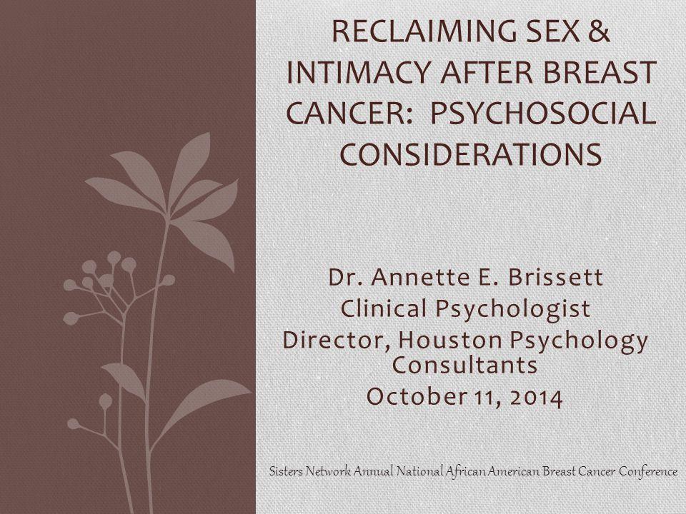 Dr. Annette E.