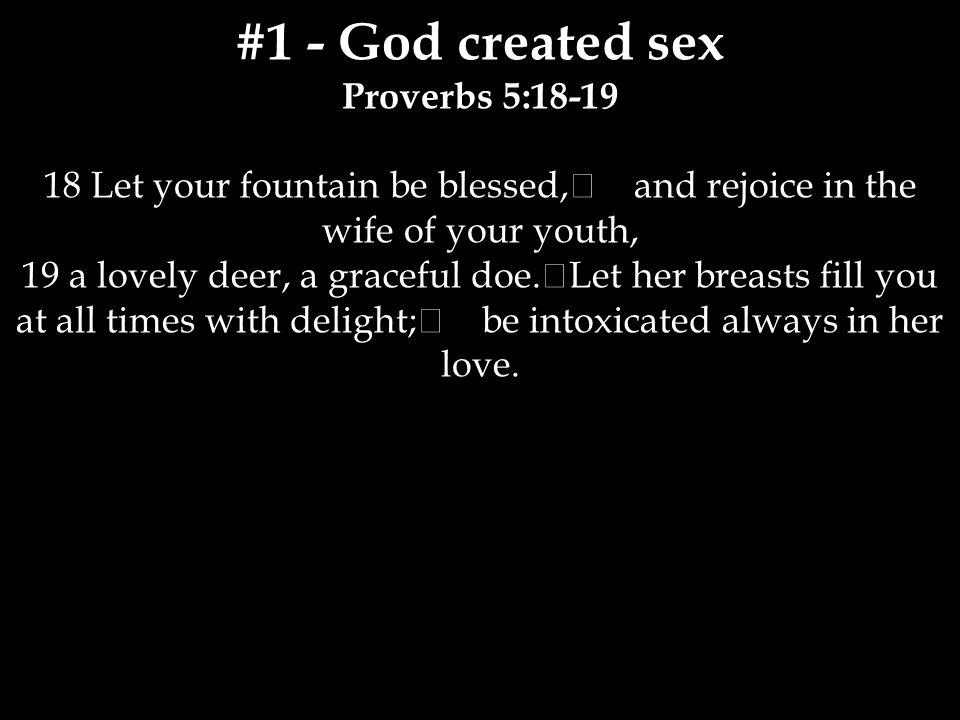 Mistaken Understandings of Sex