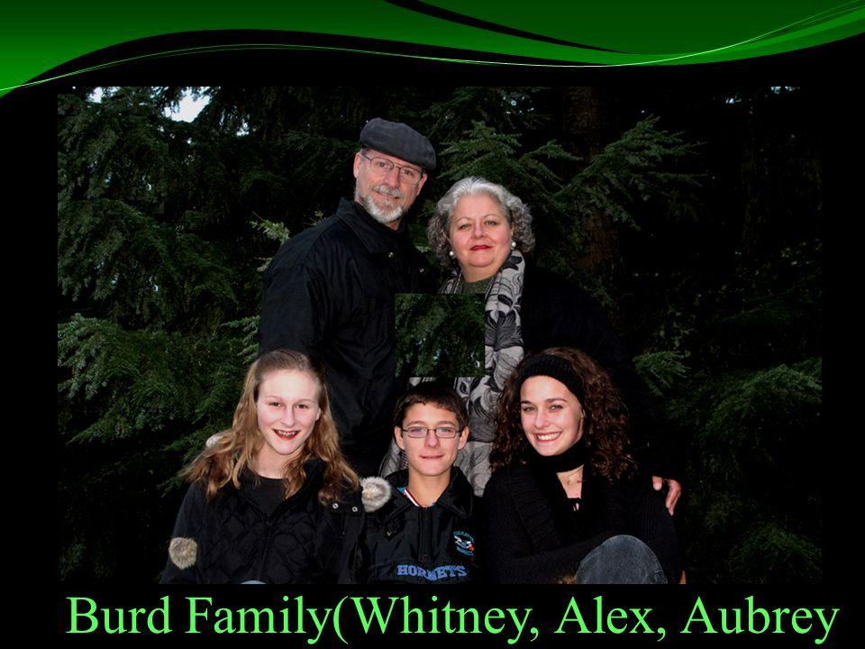 Burd Family(Whitney, Alex, Aubrey