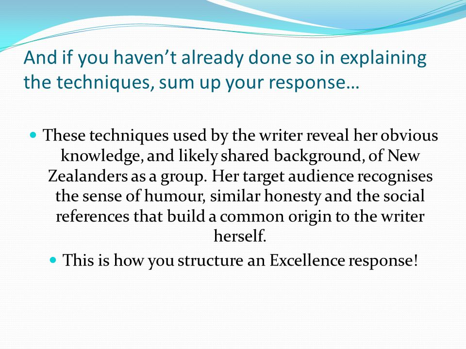 Q2: The writer deliberately creates several tones in this text.
