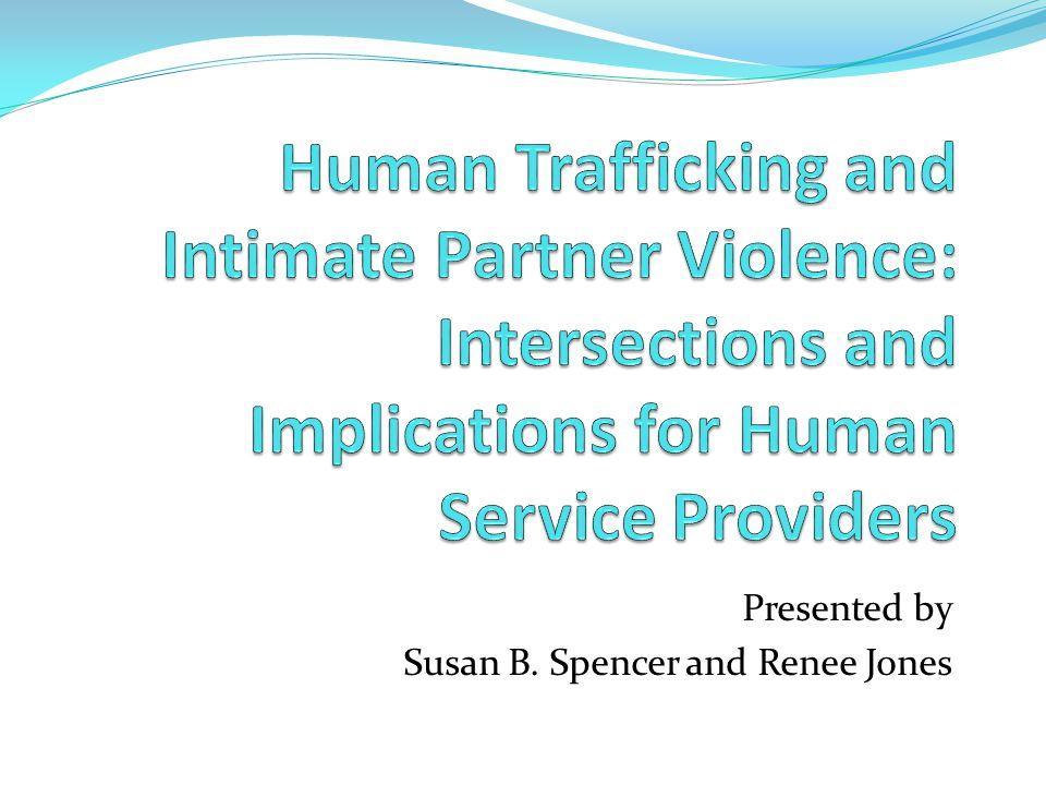 Presented by Susan B. Spencer and Renee Jones