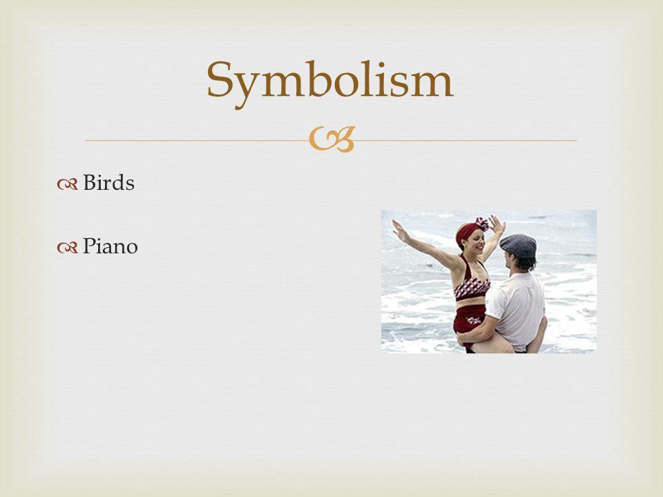   Birds  Piano Symbolism